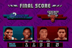 NBA Jam Tournament Edition 19