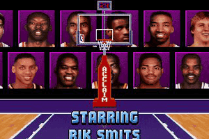 NBA Jam Tournament Edition 2