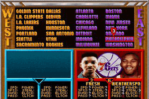 NBA Jam Tournament Edition 4