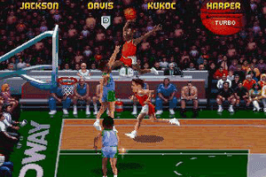 NBA Jam Tournament Edition 6