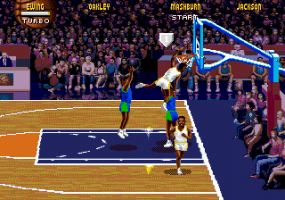 NBA Jam Tournament Edition 9