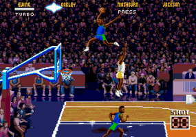 NBA Jam Tournament Edition 7
