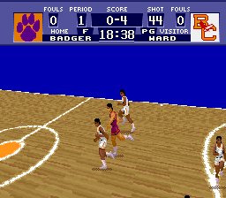 NCAA Basketball 9