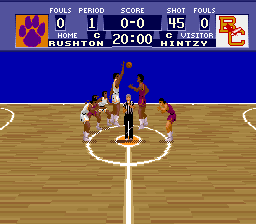 NCAA Basketball 3