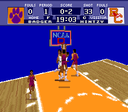 NCAA Basketball 8