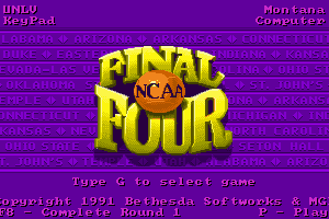 NCAA: Road to the Final Four 0