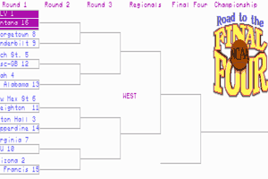 NCAA: Road to the Final Four 1
