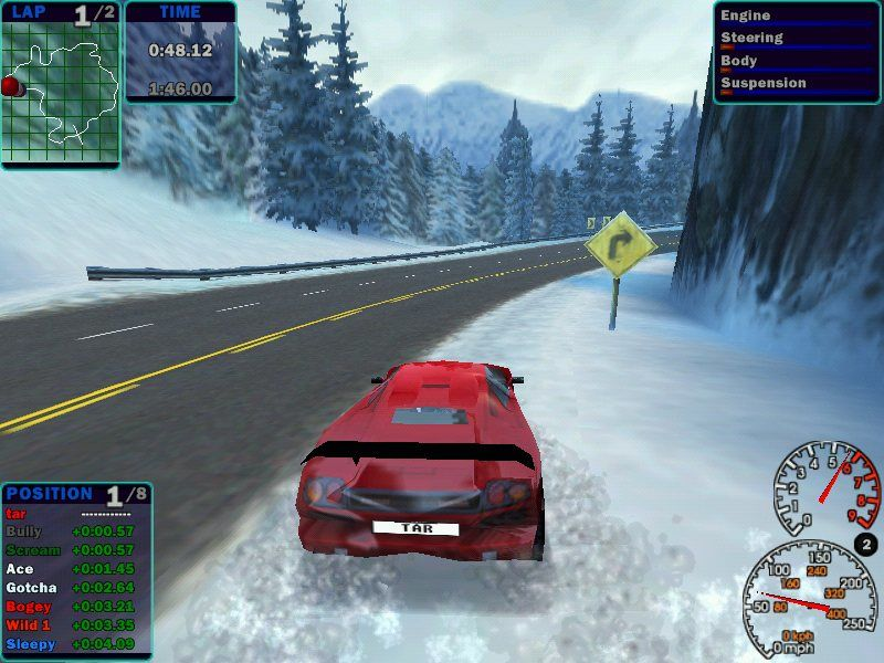 Need For Speed High Stakes 13