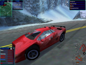 Need for Speed: High Stakes abandonware