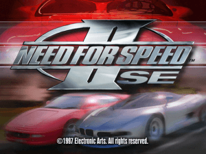 Need for Speed II: SE 0