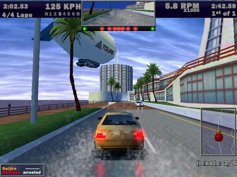 Need for speed 3 скачать игру