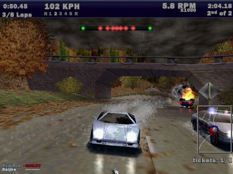 Need For Speed Iii Hot Pursuit скачать игру бесплатно - фото 4