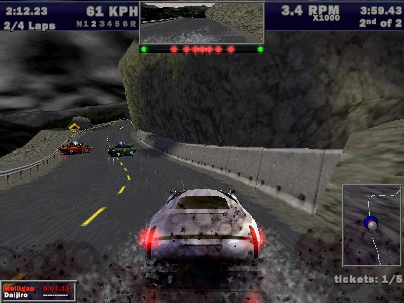 Need for Speed III Hot Pursuit