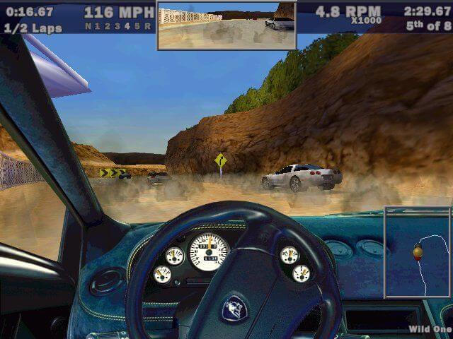 Need For Speed Iii Hot Pursuit скачать игру бесплатно - фото 9