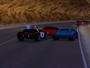 Need for Speed III: Hot Pursuit 11