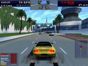 Need for Speed III: Hot Pursuit abandonware
