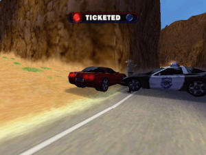 Need for Speed III: Hot Pursuit 7