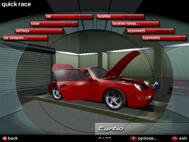 nfs porsche unleashed windows 7