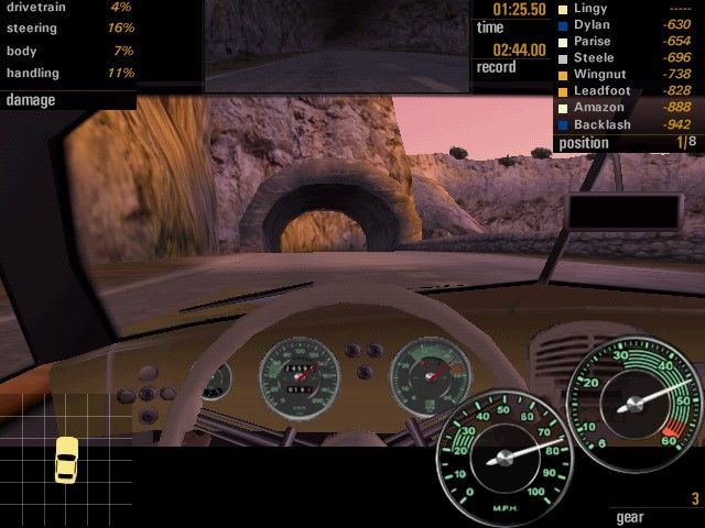 Download Need for Speed: Porsche Unleashed (Windows) - My