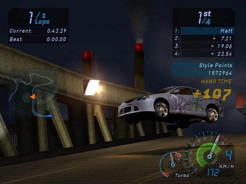 Download Need For Speed Underground Windows My Abandonware