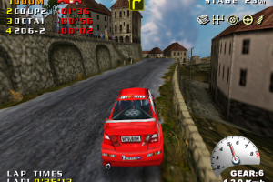 Need for Speed: V-Rally 2 9