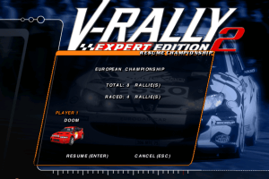 Need for Speed: V-Rally 2 5