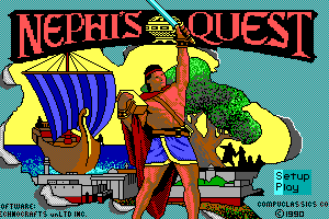 Nephi's Quest abandonware