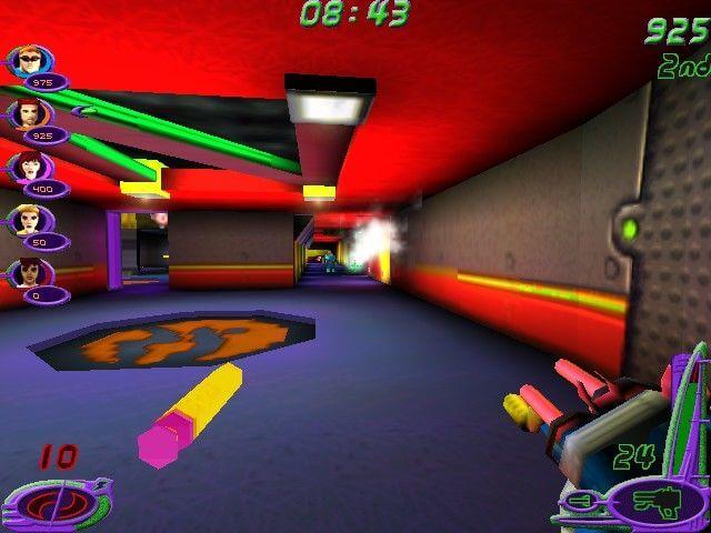 Nerf Arena Blast 8