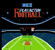 NES Play Action Football 0