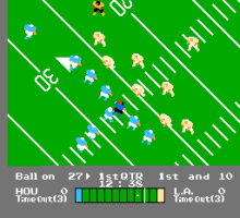 NES Play Action Football 2