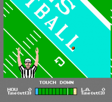 NES Play Action Football 4