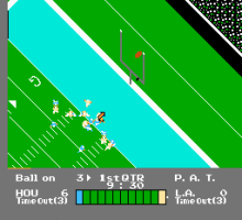 NES Play Action Football 5