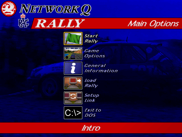 Download Network Q RAC Rally Championship - My Abandonware