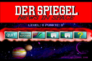 News in Space abandonware