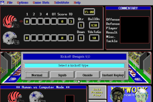 NFL Pro League Football abandonware