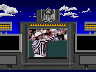 NFL Sports Talk Football '93 Starring Joe Montana 16