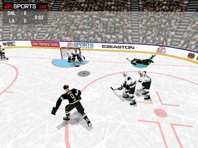 Download NHL 98 - My Abandonware