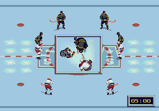 NHL All-Star Hockey '95 2