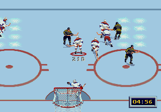 NHL All-Star Hockey '95 3