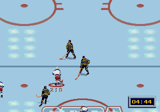 NHL All-Star Hockey '95 4