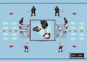 NHL All-Star Hockey '95 abandonware