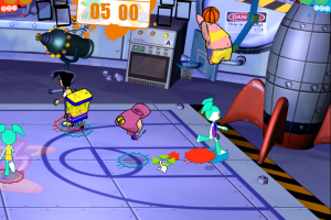 Nicktoons Basketball 0