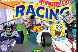 Nicktoons Winners Cup Racing 0