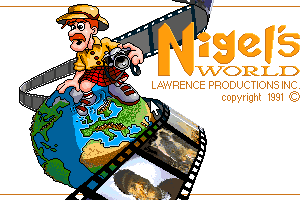 Nigel's World 0