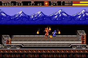 Ninja Gaiden II: The Dark Sword of Chaos 11