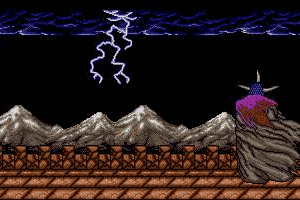 Ninja Gaiden II: The Dark Sword of Chaos 1