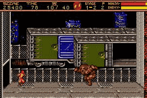 Ninja Gaiden II: The Dark Sword of Chaos abandonware