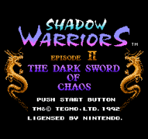 Ninja Gaiden II: The Dark Sword of Chaos 2
