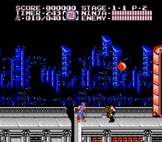 Ninja Gaiden II: The Dark Sword of Chaos 6