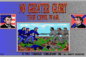 No Greater Glory: The American Civil War 0